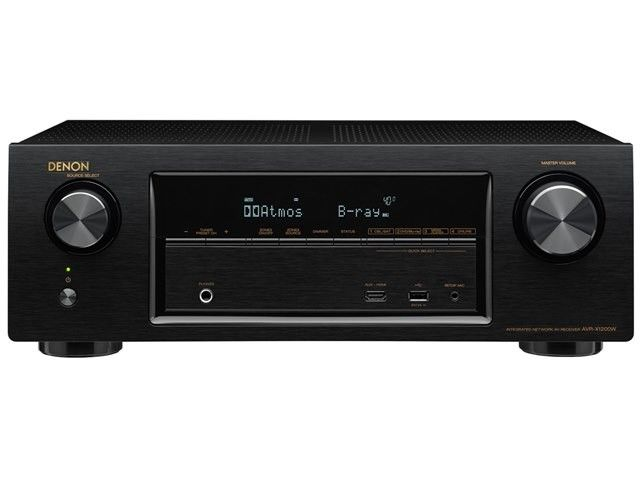 DENON AVR-X1200W (August 2015 late release)