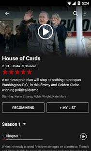 Netflix is the world's leading subscription service for watching TV episodes and movies on your phone