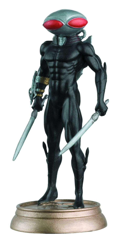 Eaglemoss DC Comics Justice League Chess Black Manta Figurine