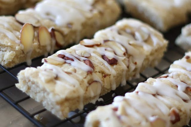 Barefeet In The Kitchen: Scandinavian Almond Bars - Gluten Free at Last!