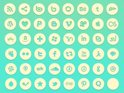 tons of free #icon sets