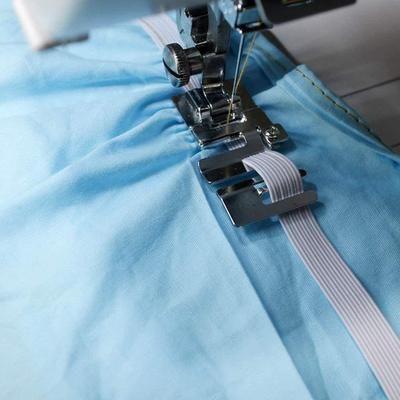CraftsCapitol ™ Premium elastischer Nähfuß