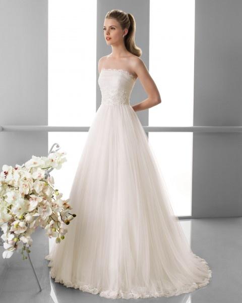 Alma Novia Bridal Spring 2013