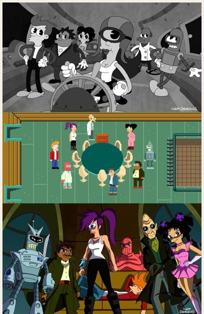 "Futurama's incredible, non-canon season six finale: ""Reincarnation"" (2011)"