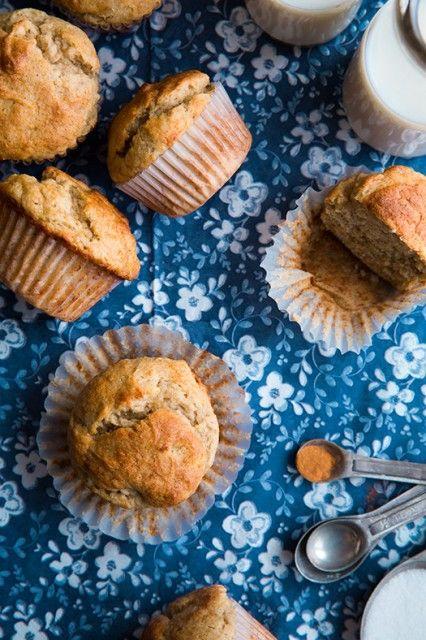 Gluten-Free+Banana+Muffins