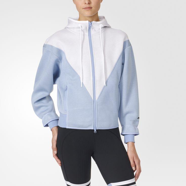 Vista esta blusa com capuz feminina desenvolvida em parceria com a designer britânica e diga olá para a elegância. Com mangas folgadas e malha supermacia, ela é perfeita como sobreposição e para o dia a dia.