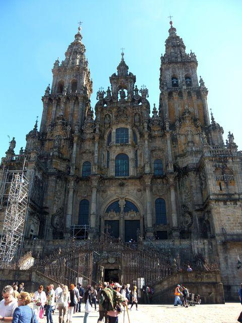中世からの巡礼の終着地!サンティアゴ・デ・コンポステーラへ | スペイン | トラベルjp<たびねす>