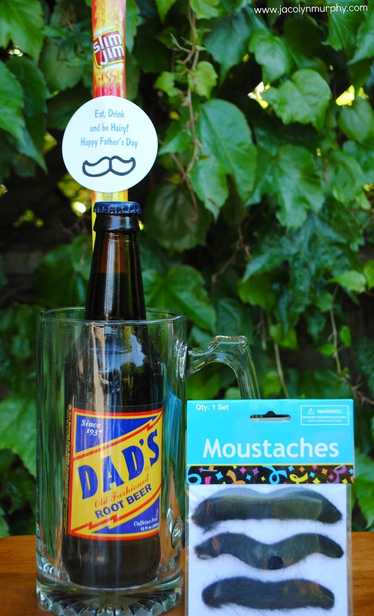 Jac o' lyn Murphy: Eat, Drink and be Hairy for Father's Day