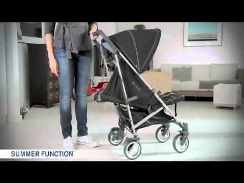 CYBEX Buggy Callisto Instruction Video