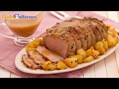 roast beef con pentola a pressione,tutorial , ricetta veloce - YouTube