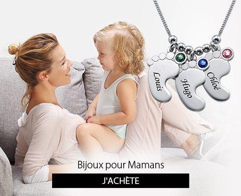 Collier Prénom, Bijoux Personnalisés, Collier Prenom | MonCollierPrenom