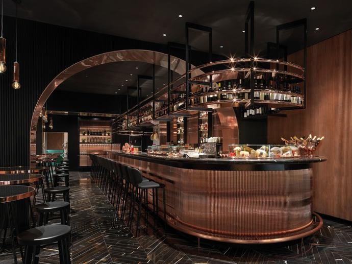 Winners Restaurant Bar Design Awards 2018 Visi Bar Design Restaurant Bar Design Bar Counter Design