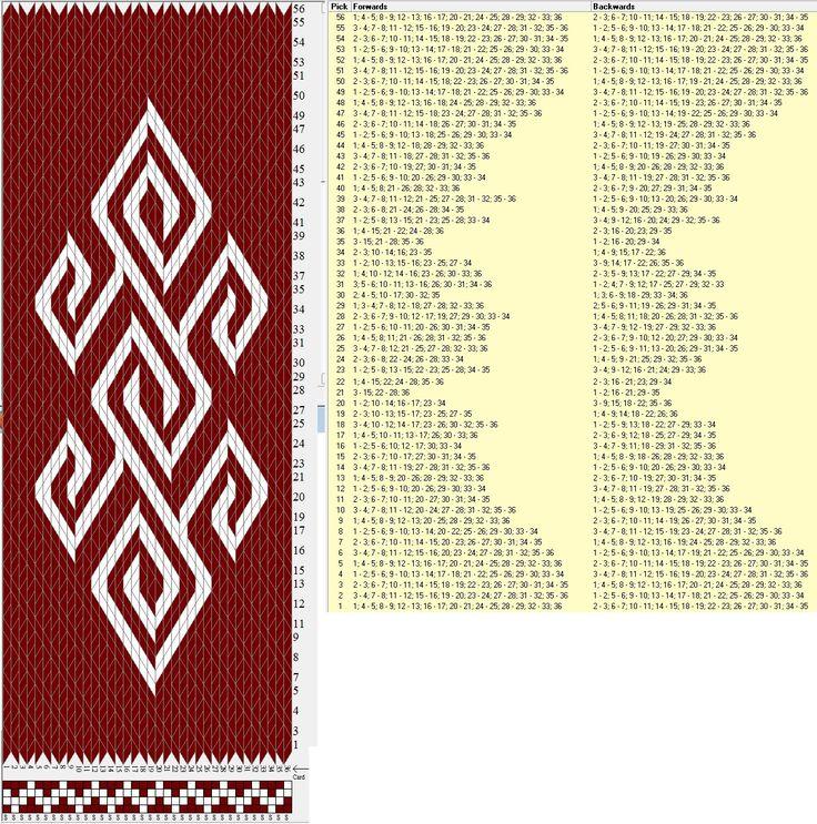 36 tarjetas, 2 colores // sarga1 diseñado en GTT༺❁
