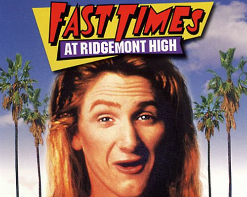 Fast Times at Ridgemont High - great soundtrack. http://www.whatisthatsong.net/movies/Older%20Movies/fasttimesatridgemonthigh.html