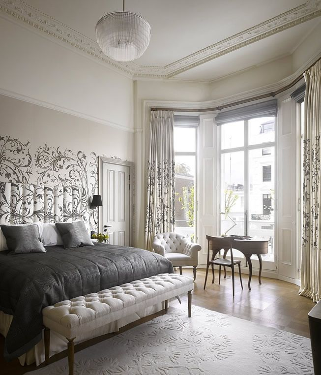 The Luxury Of A Night Away From It All! Adria Boutique Hotel, London.  Luxurious BedroomsWhite BedroomsGuest ... Part 46