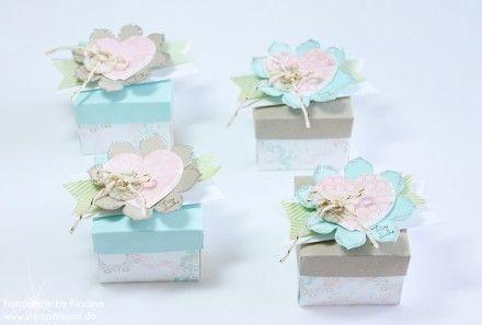 Box Stampin Up Envelope Punch Board Card Box Pillowbox