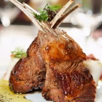 Karoo #Lamb Cutlets in a rosemary and port jus: A winner at a dinner party.
