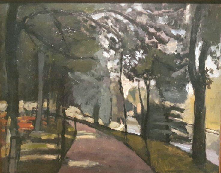 La foresta di Boulogne.  1902. Museo Pushkin Mosca