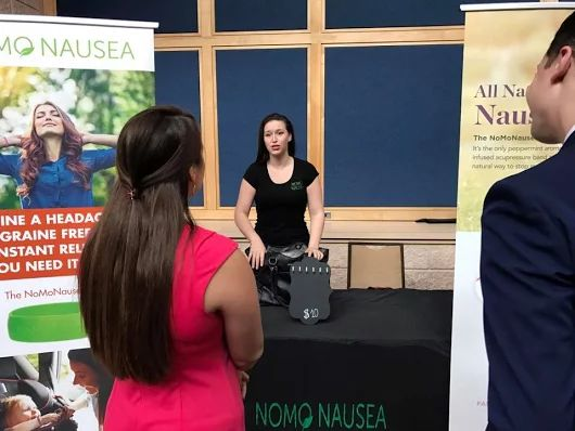 Startup Scholar Huge Success Story!  Try the NoMo Nausea Bands today!! www.NoMoNausea.com #vision2026 Call A Media Marketing to prepare for 2017! 813-933-2788 www.aMediaMarketing.com   #nomonausea #tampa #tampabay #successstory #recommendation #marketing #amediamarketing