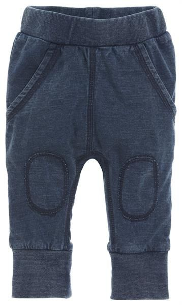 Baby- en Kinderkleding - Broeken - Noppies - Broek - Luc - Blue - 8715141114142