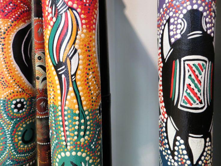We most certainly didgeridoo.
