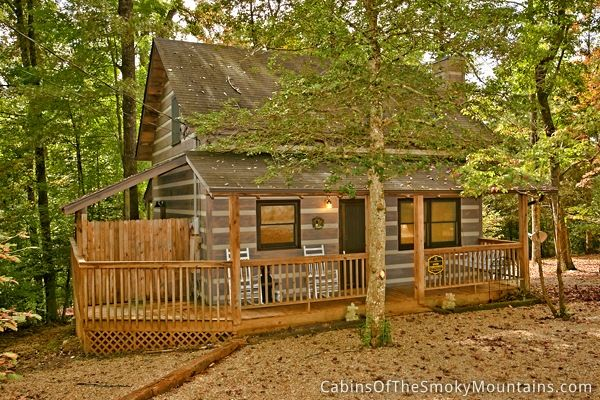Pigeon Forge Cabin - Good Vibrations - 1 Bedroom - Sleeps 4 - Jacuzzi - Jukebox - Pet Friendly - Fire Pit