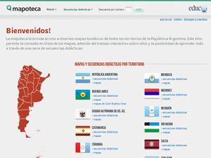 mapoteca - papas de argentina