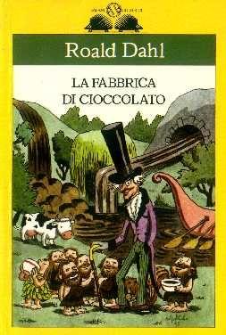 Roald Dahl, La fabbrica di cioccolato