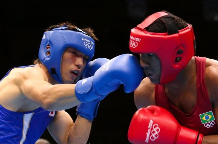ボクシング男子ミドル級決勝