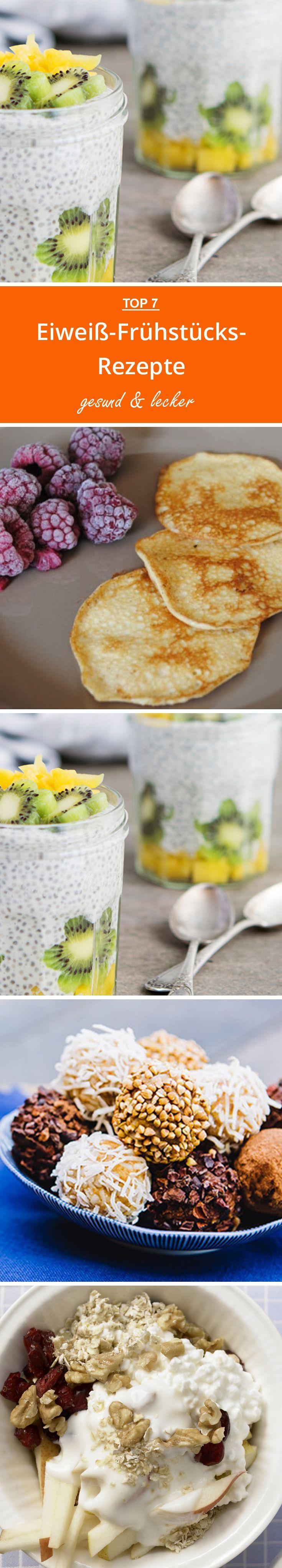 Eiweiß Frühstücksrezepte   eatsmarter.de #protein # protein #kochbuch   – Eiweiß-Frühstück