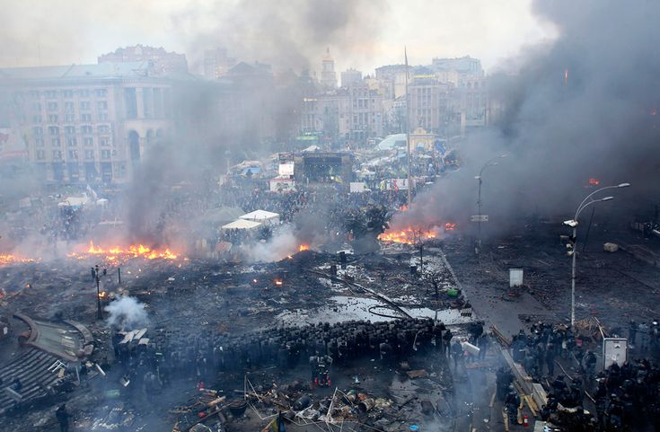 Ukraine: The death toll continues to rise - Photos - The Big Picture - Boston.com