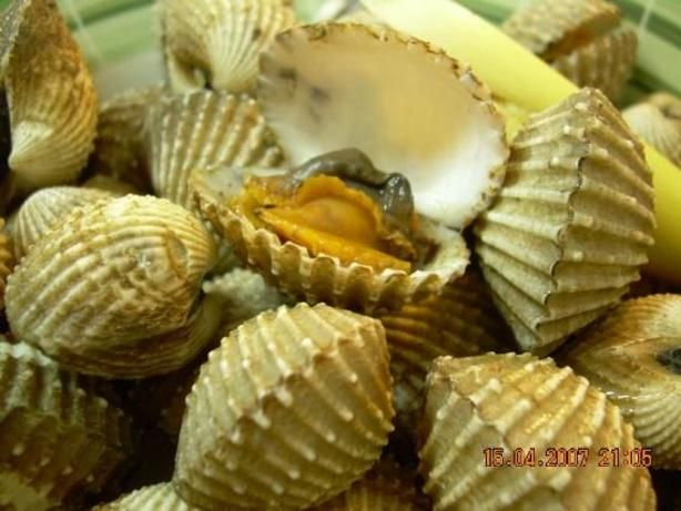 Steamed Cockles Recipe - Food.com
