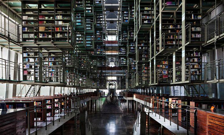 10 najpiękniejszych bibliotek świata – galeria