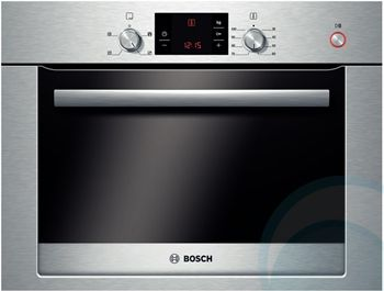 Bosch Hbc24d553p Steam Oven Front View Kitchen Design