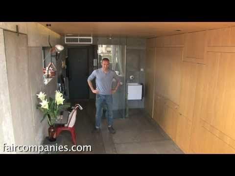 Интересно - То, что он сделал из квартиры в 24 кв.м. просто шокирует своей гениальностью!