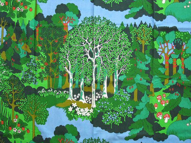 Skogen av Ulla Bodin för Almedahls