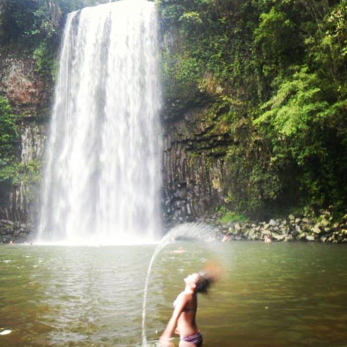 Milla Milla Falls - Cairns Australia