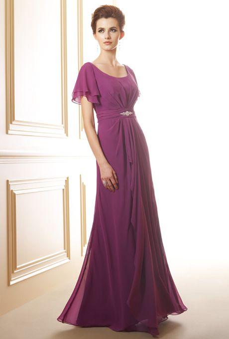 Jade Mother of the Bride Tea-Length Dresses