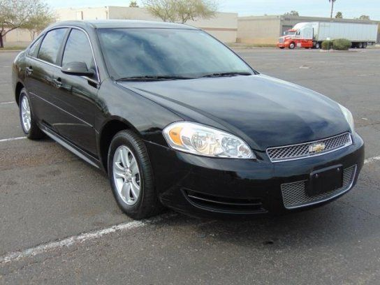 Sedan, 2012 Chevrolet Impala LS with 4 Door in Mesa, AZ (85202)