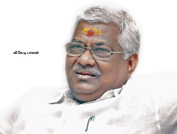Thotravarkalin kathai - 8 - VKT Balan- Susi Thirugnanam's Series - Junior Vikatan | தோற்றவர்களின் கதை - 8 | ஜூனியர் விகடன் - 2016-07-10