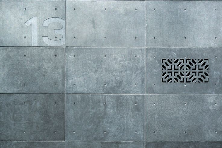 IVANKA Concrete Panels GFRCConcrete Wall Panels