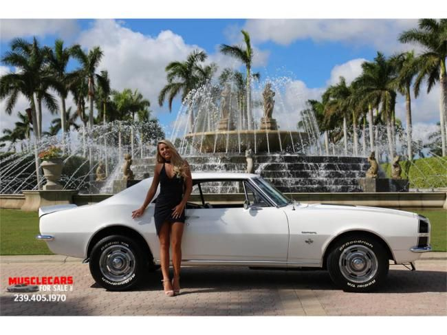 1967 Chevrolet Camaro in Fort Myers Florida | Classic Cars | Camaro