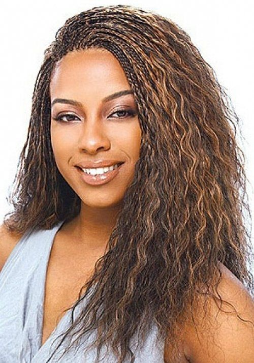10 head turning african american braided hairstyles for ...