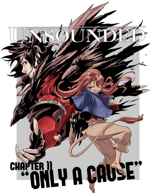 Unsounded's back with a fresh new chapter. Check it out!