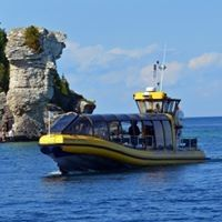 Book a cruise today! See the shipwrecks in Big Tub Harbour, explore Flowerpot Island, and much more!