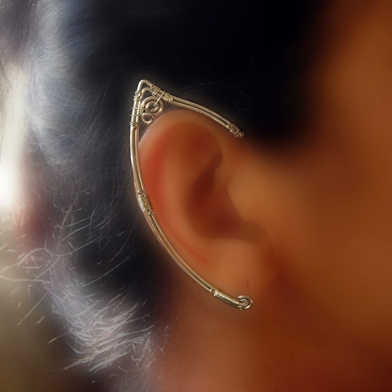 Elf ears! I have got to have some.............