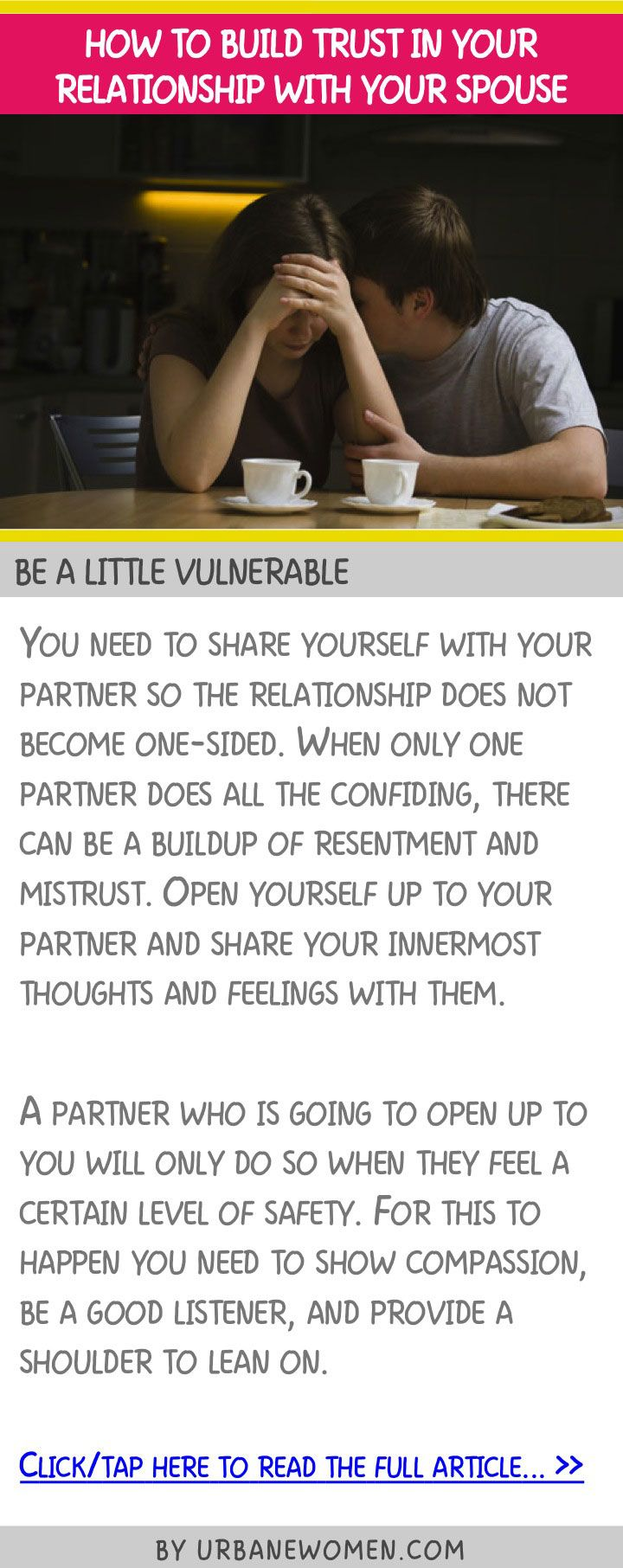 Confidence in relationships dating