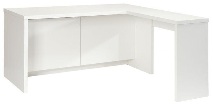 GISA Hörn skrivbord / Skrivbord - 3940:-