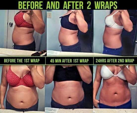 These wraps aren't meant to replace a healthy lifestyle of clean eating and exercise but enhance it!!   Star seeing results with the Ultimate Body Applicator! ✨ Message me!!