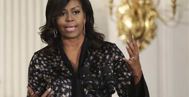 10-25-2016  Michelle Obama, widely acknowledged as Hillary Clintons most effective campaign surrogate, is concerned that the Democrat presidential nominees health is so fragile that she depends on stimulant drugs to get her through the grueling race for the White House.